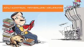 ADLİ KONTROL TEDBİRLERİ (CMK 109, ÇKK 20)