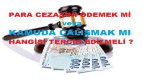İki İnfaz Bir Arada: Adli Para Cezası