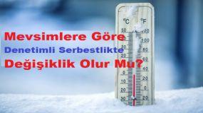 Soğuk ve Karlı Havada Denetimli Serbestlik